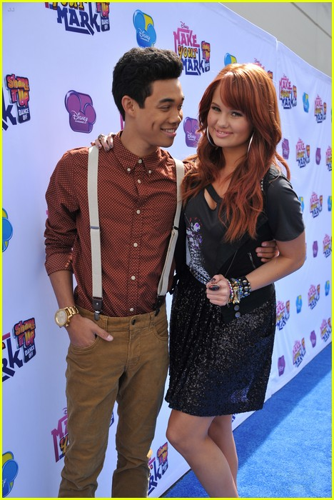 Debby Ryan And Ross Lynch Dating Make Your Mark: Shake ...