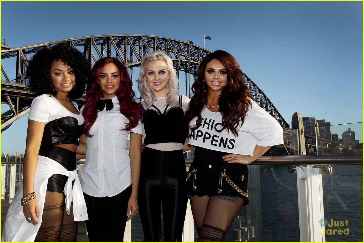 Little Mix Luna Park Meet Greet In Sydney Photo 506595 Photo