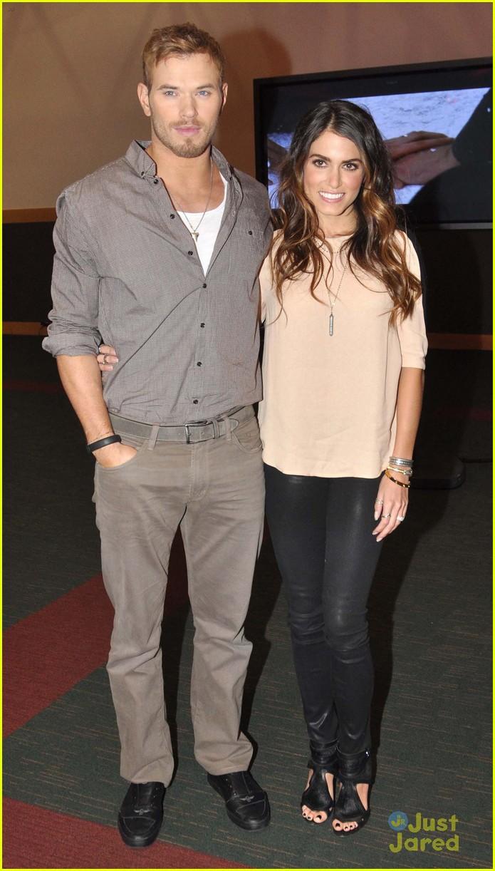 Nikki reed and kellan lutz dating
