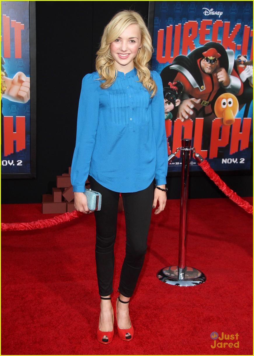 Peyton List: 'Wreck-It Ralph' Premiere!   Photo 506703 - Photo ... on