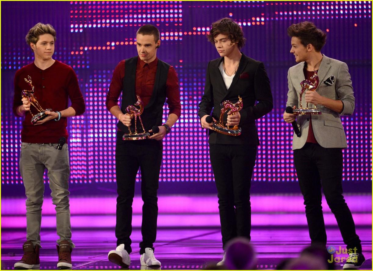 one direction bambi awards 05