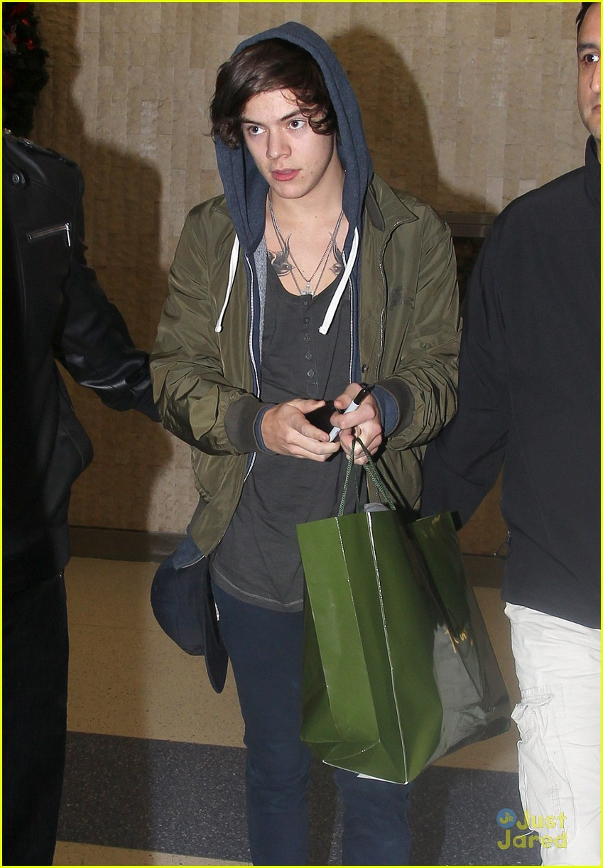 one direction jfk arrival 03