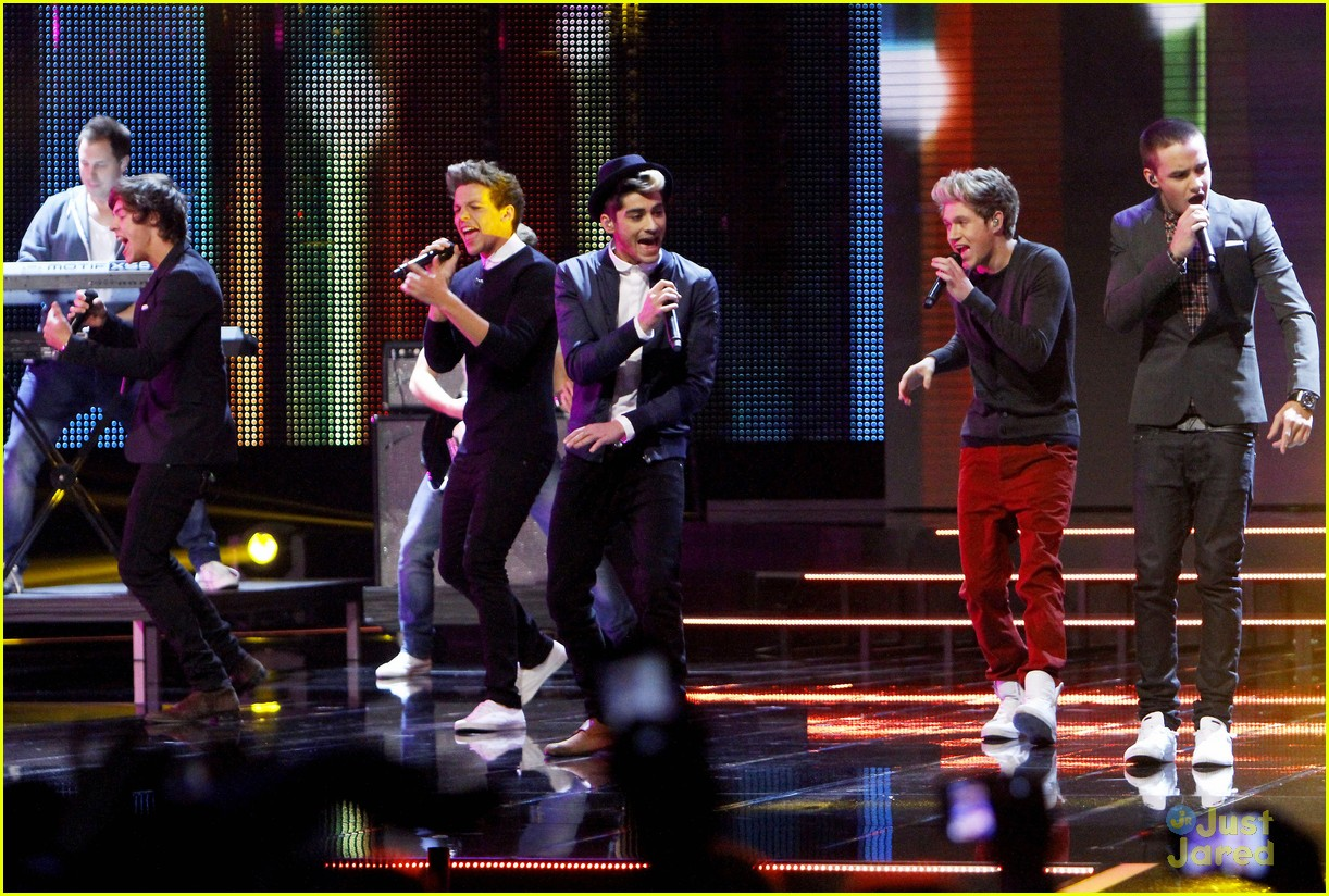 one direction sweden x factor 08