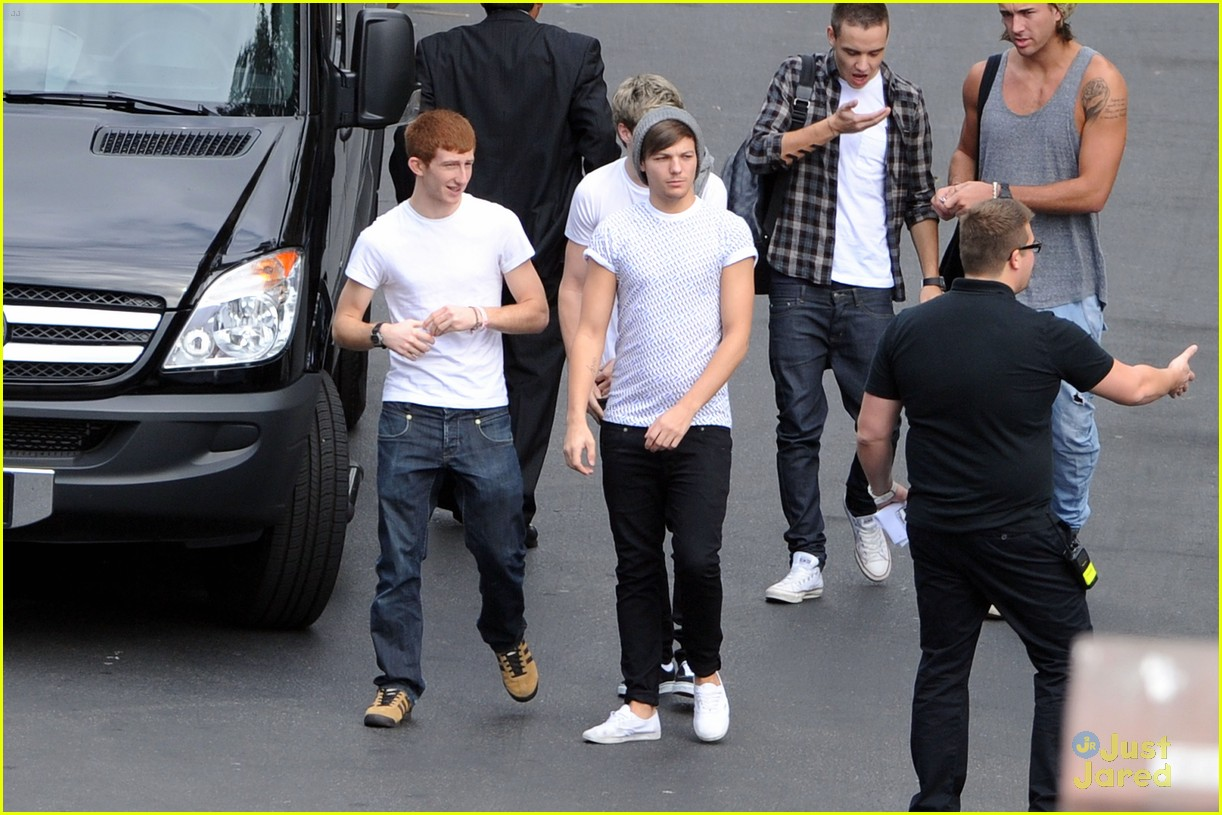 one direction new tattoos la 02
