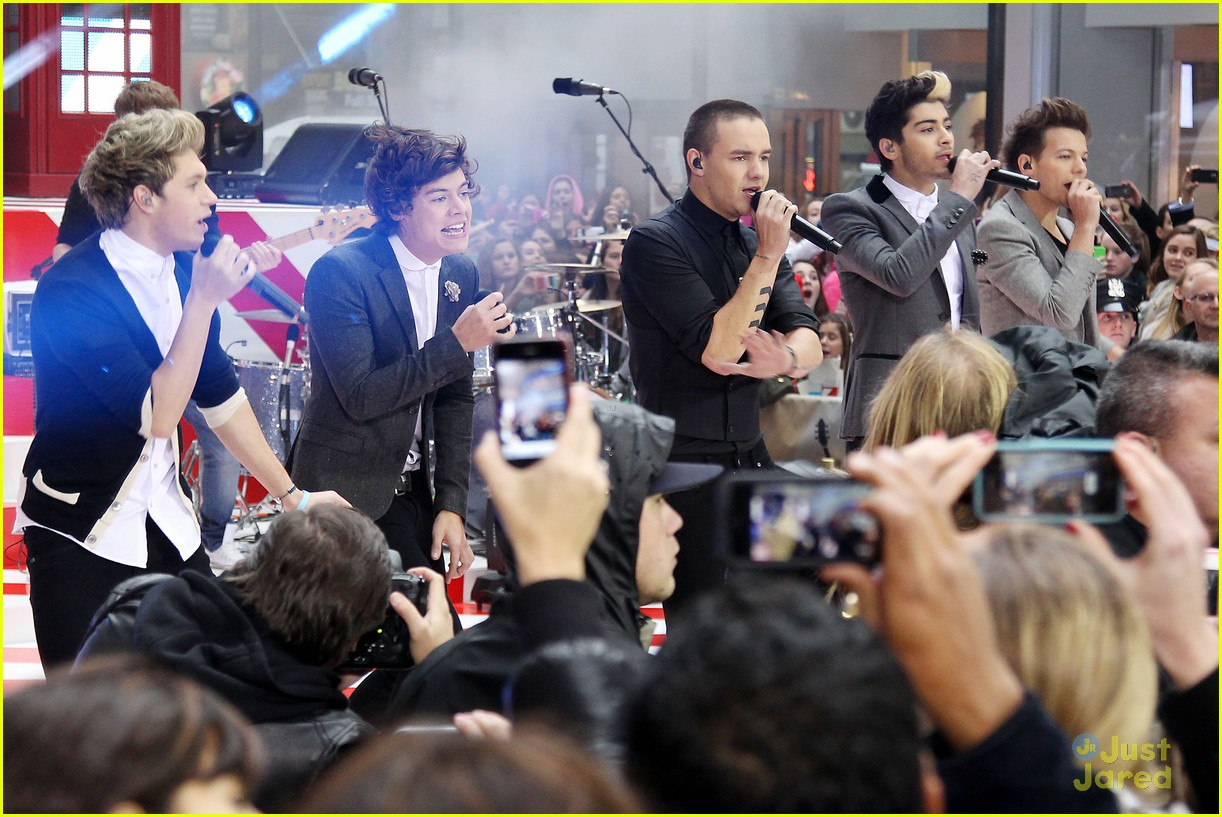 one direction today show 06