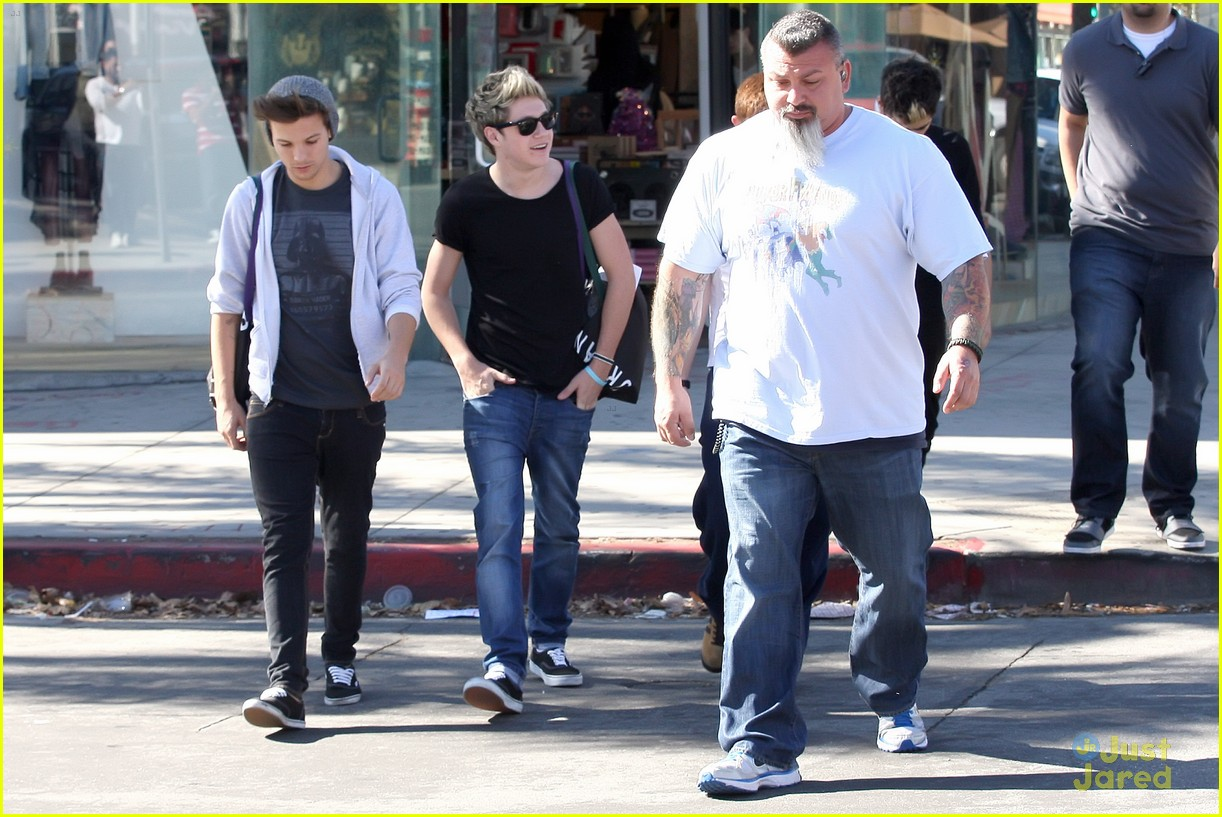 one direction la shopping 16