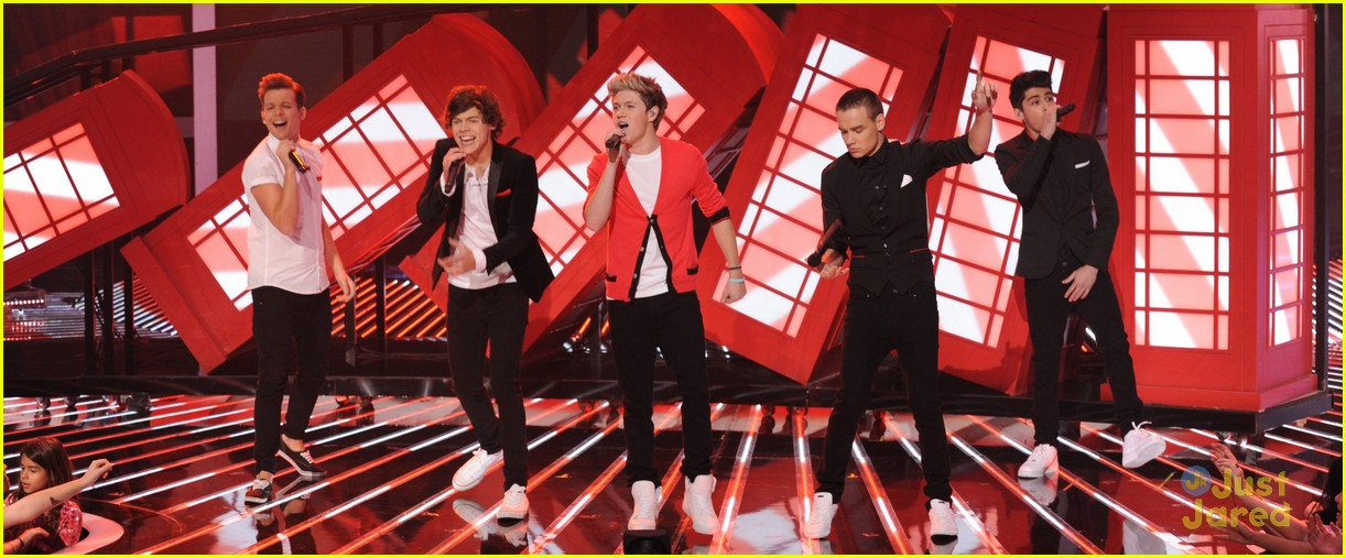 one direction xfactor usa 10