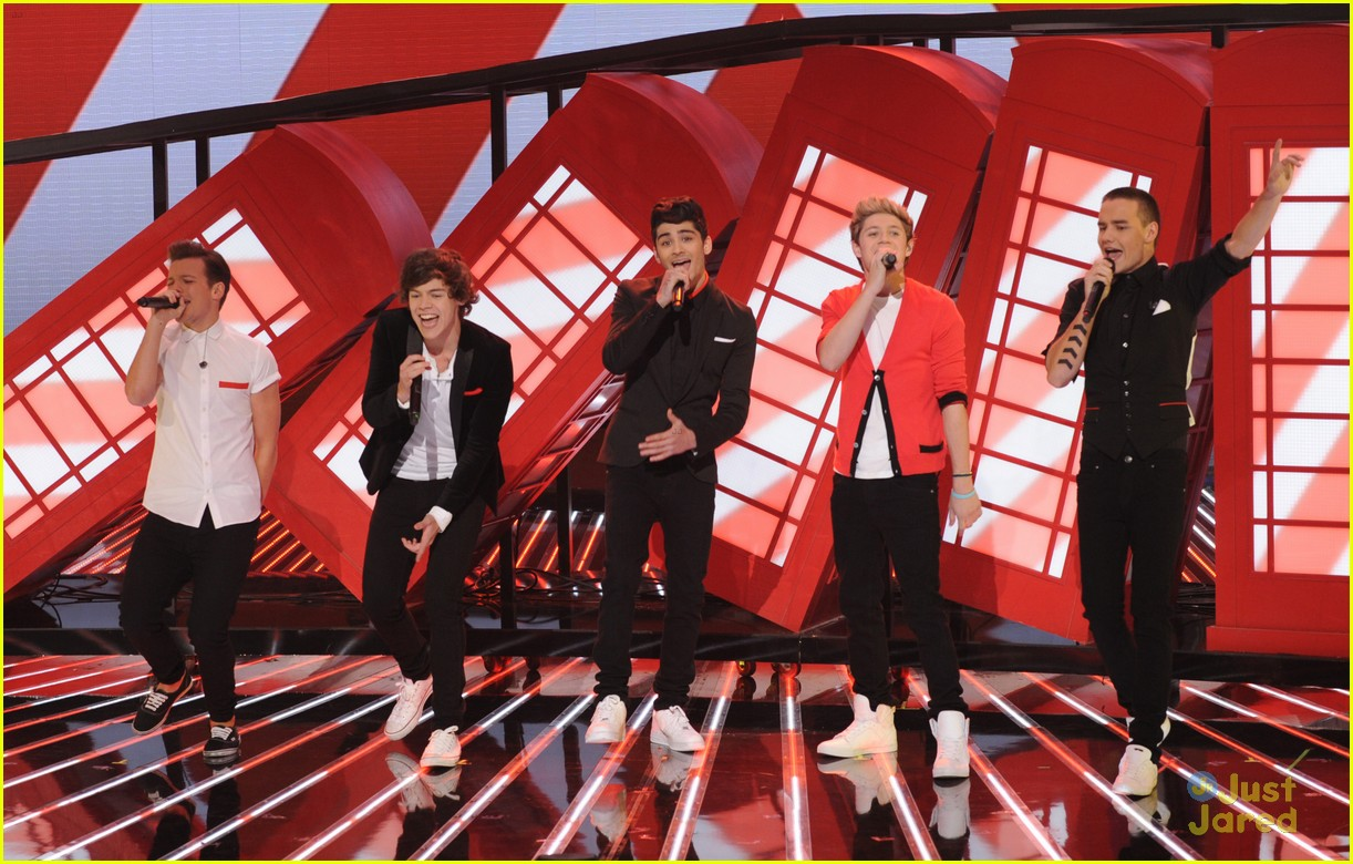 one direction xfactor usa 16