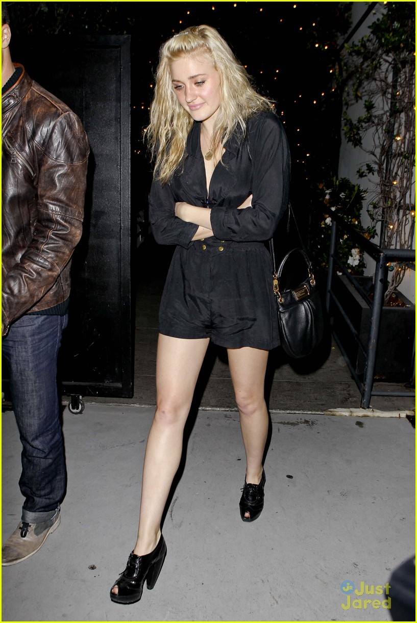 aj michalka colton haynes dinner 05