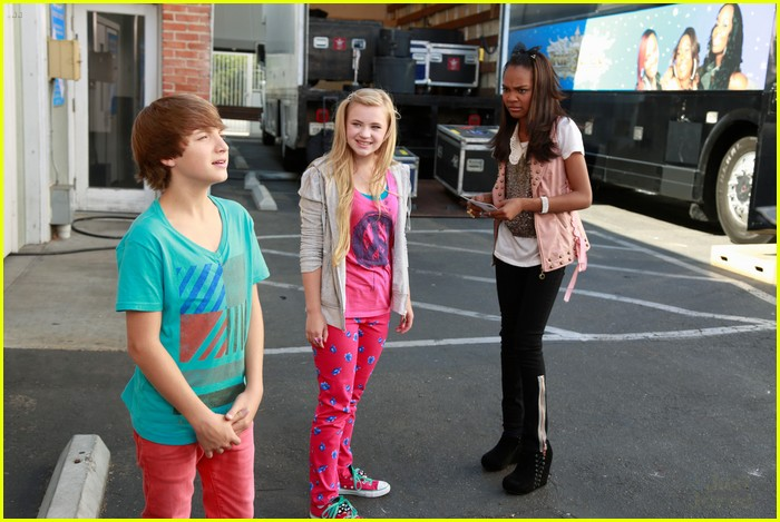 sierra lauryn china mcclain ants 11