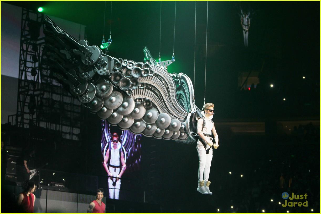 Justin Bieber Msg Concert 18