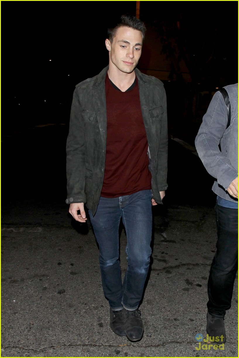 colton haynes bagatelle dinner 10