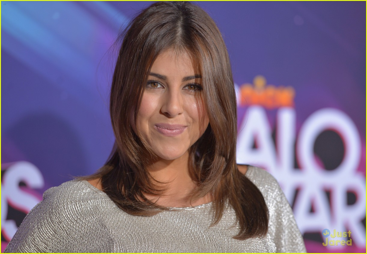 daniella monet halo awards 02