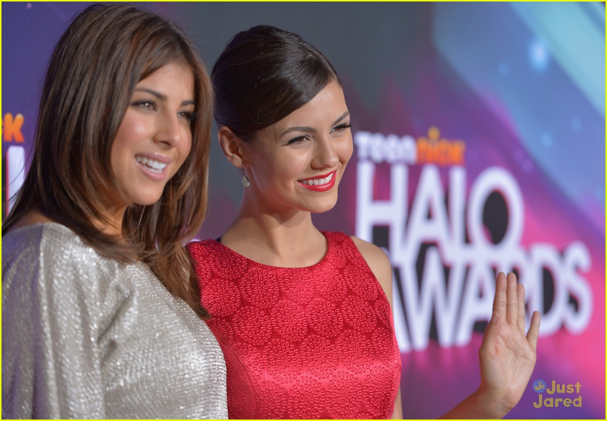 daniella monet halo awards 12