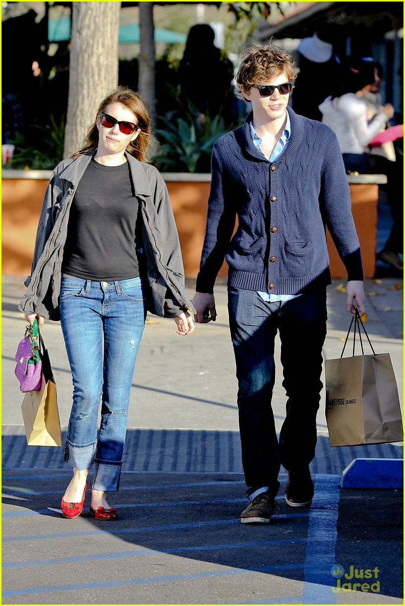 emma roberts evan peters black friday 13