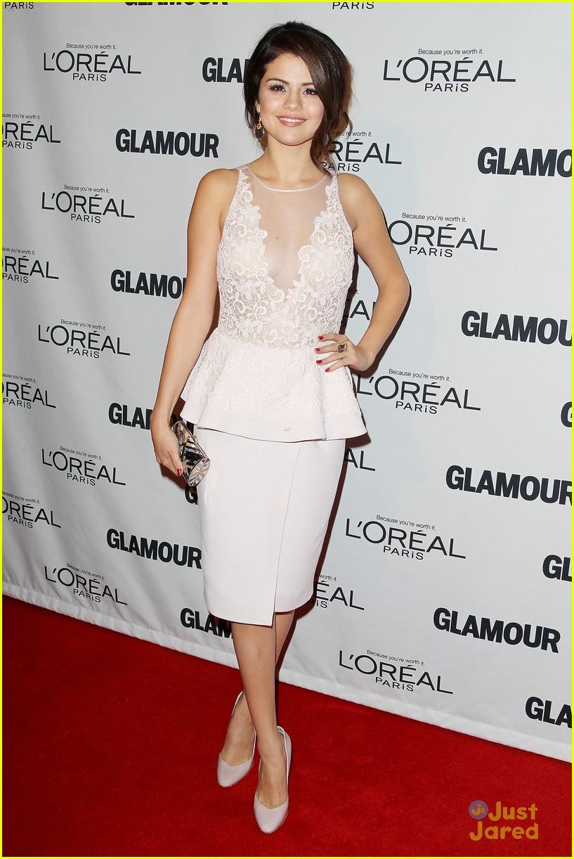 selena gomez glamour event nyc 06