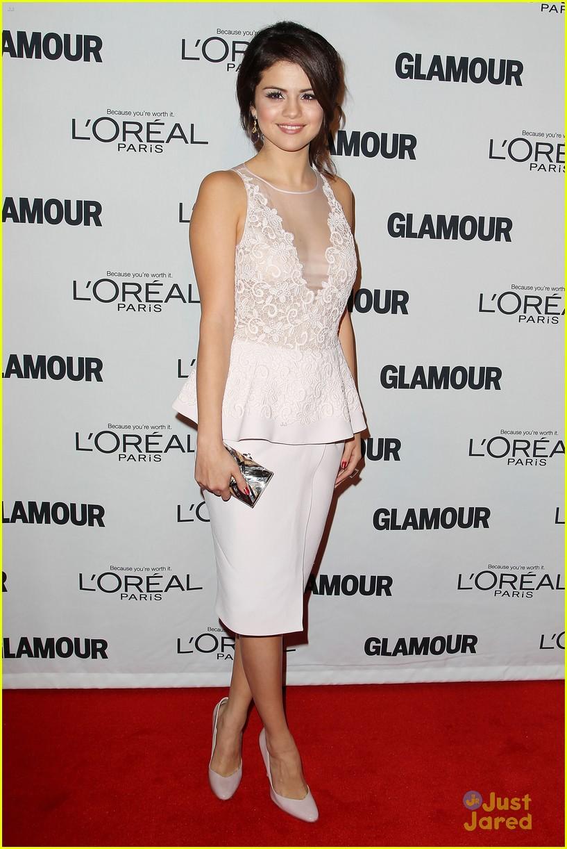 selena gomez glamour event nyc 10