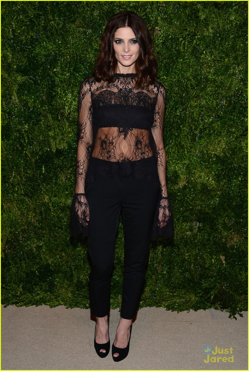 ashley greene cfda fashion fund awards 01