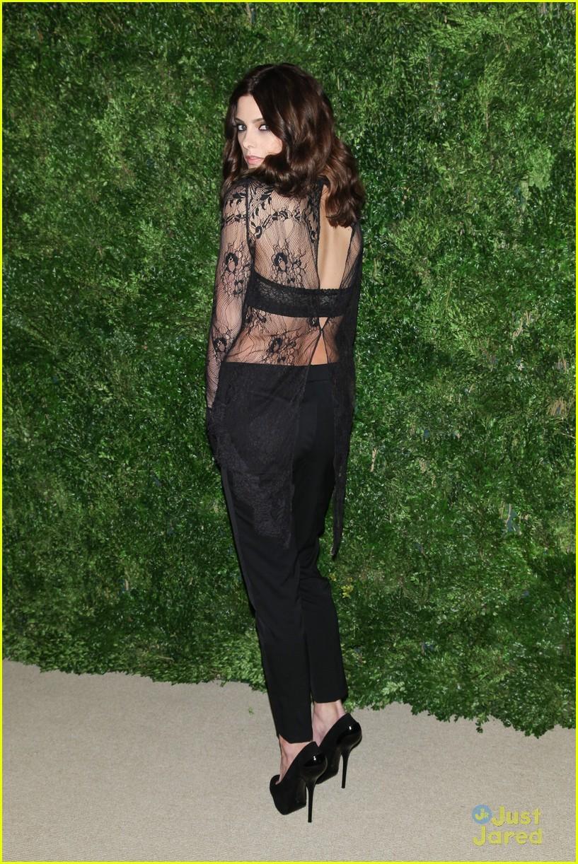 ashley greene cfda fashion fund awards 14