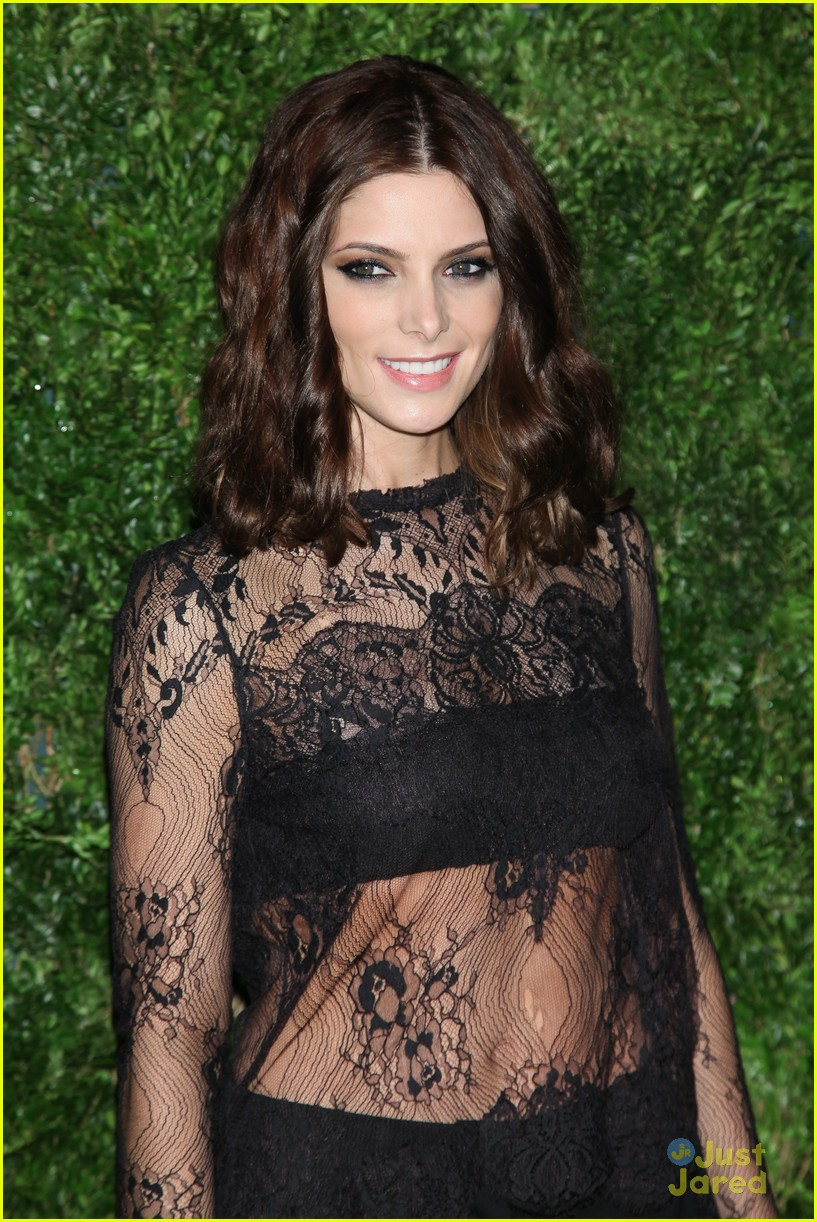 ashley greene cfda fashion fund awards 15
