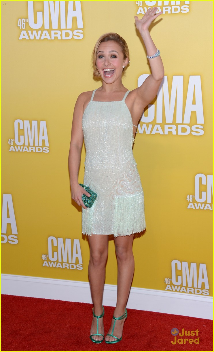 hayden panettiere cma awards 06