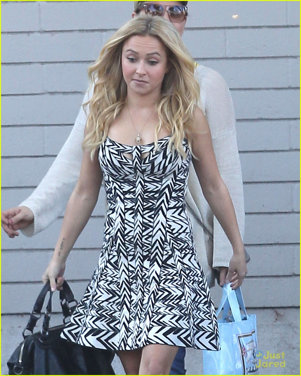 hayden panettiere grove extra appearance 04
