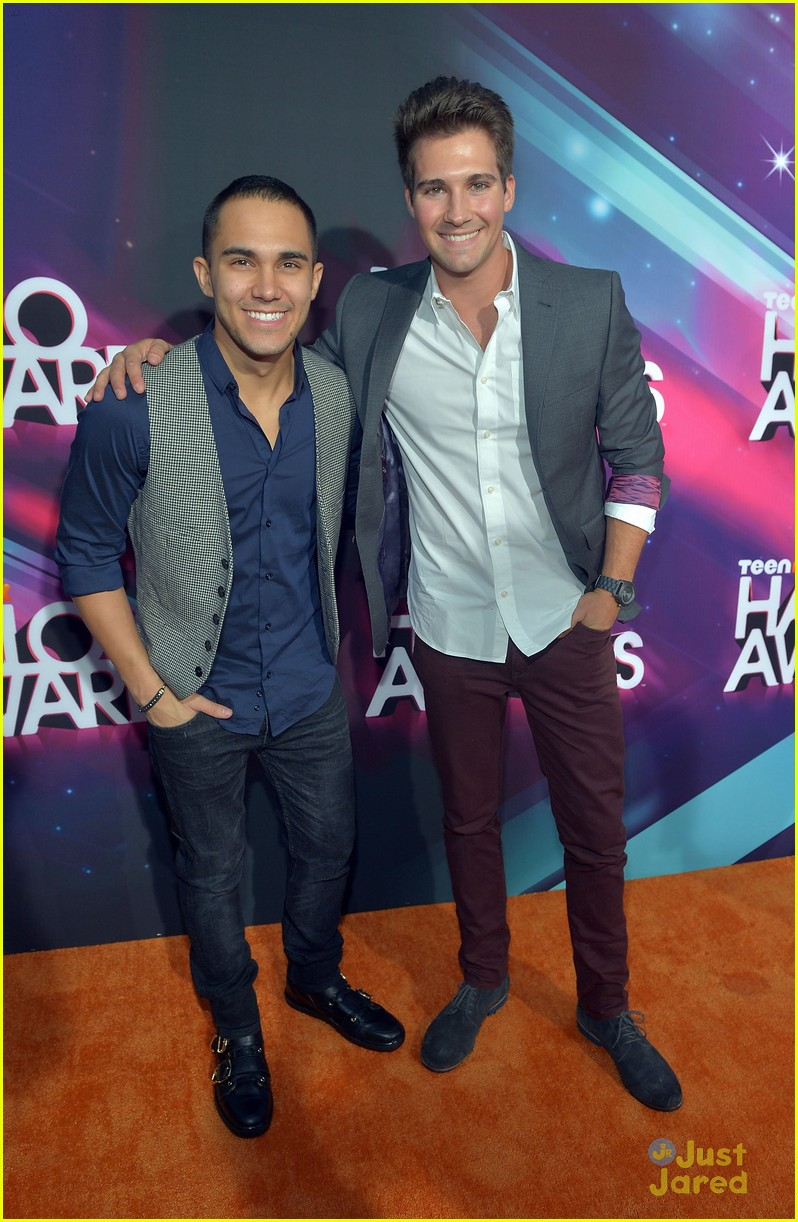 james maslow carlos pena halo awards 03