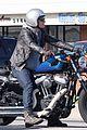 josh hutcherson motorcycle ride 06