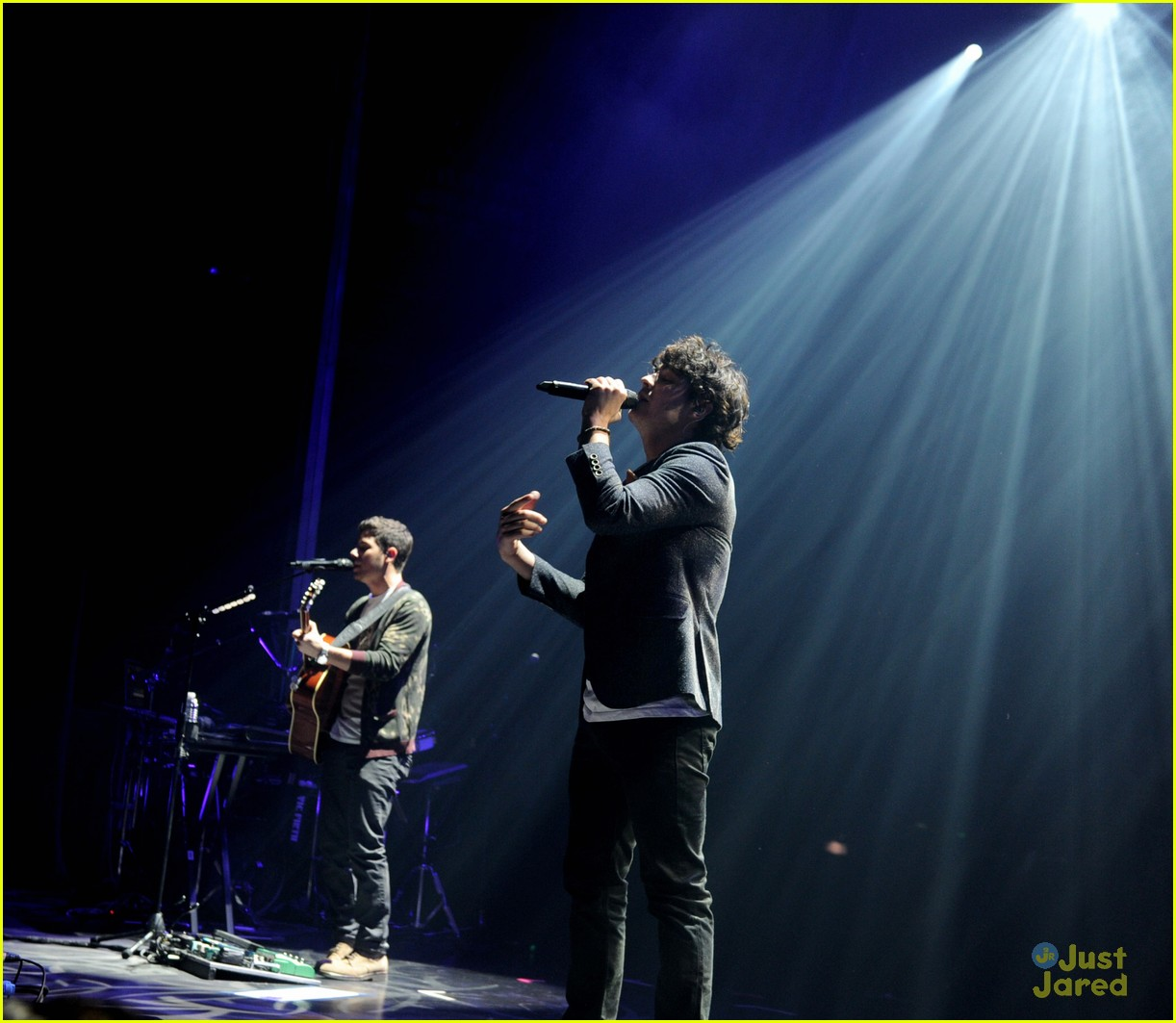 jonas brothers pantages concert 14
