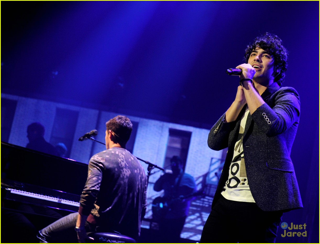jonas brothers pantages concert 20