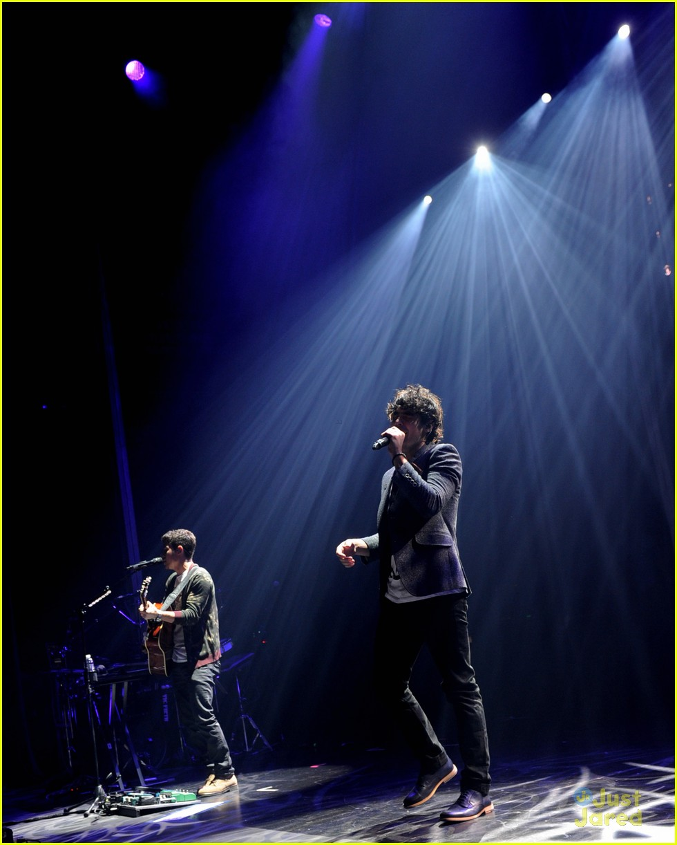 jonas brothers pantages concert 34