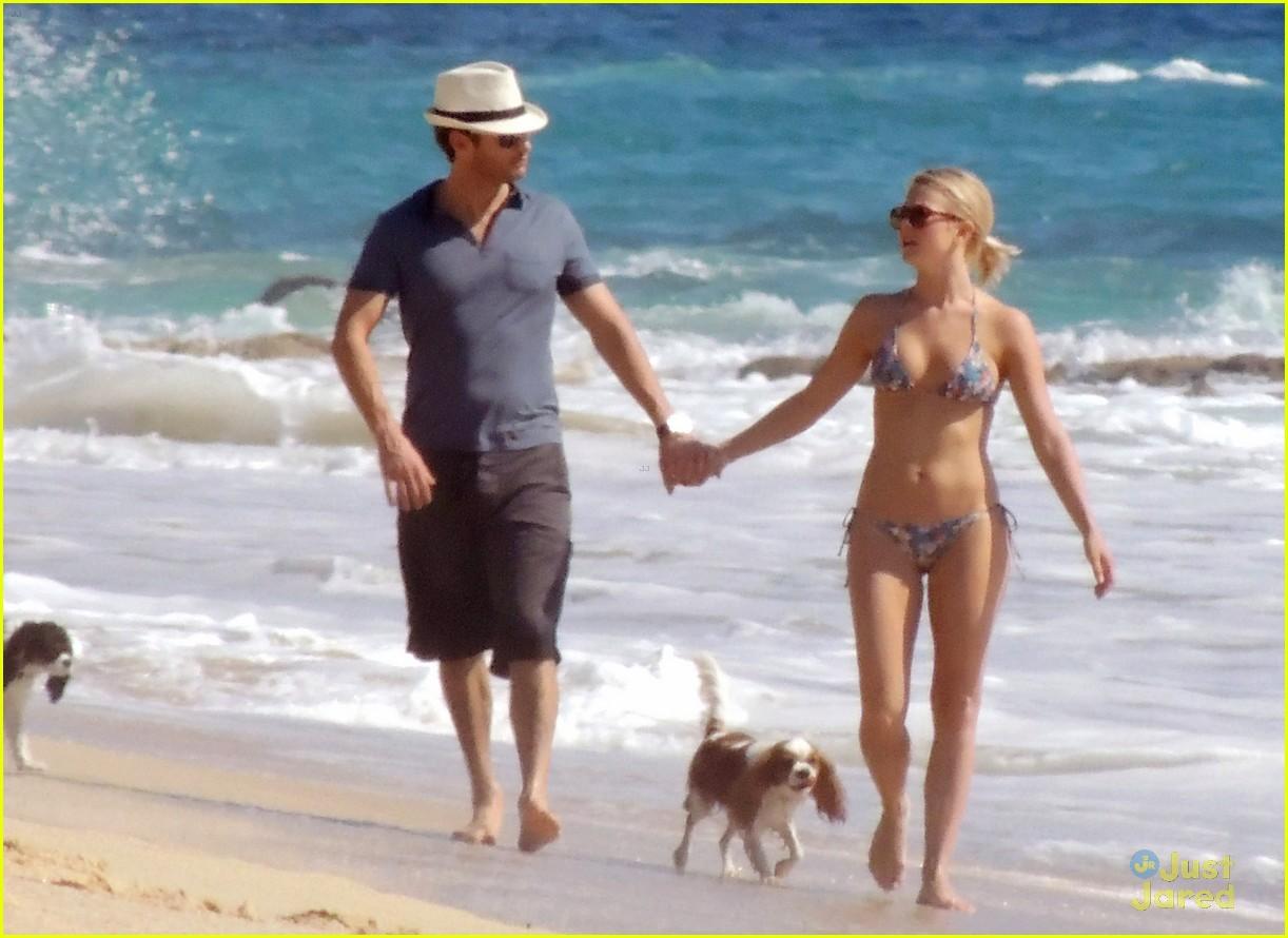 julianne hough bikini beach ryan 06