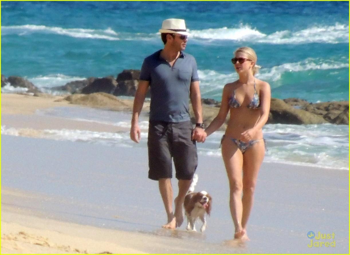 julianne hough bikini beach ryan 07