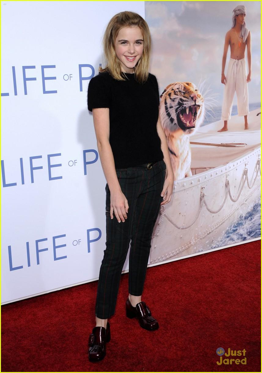 kiernan shipka suraj sharma pi screening 13