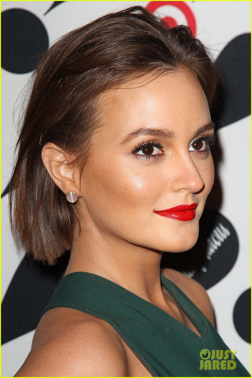 leighton meester target event 11