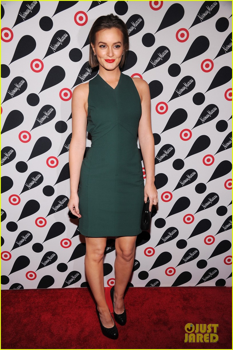 leighton meester target event 14
