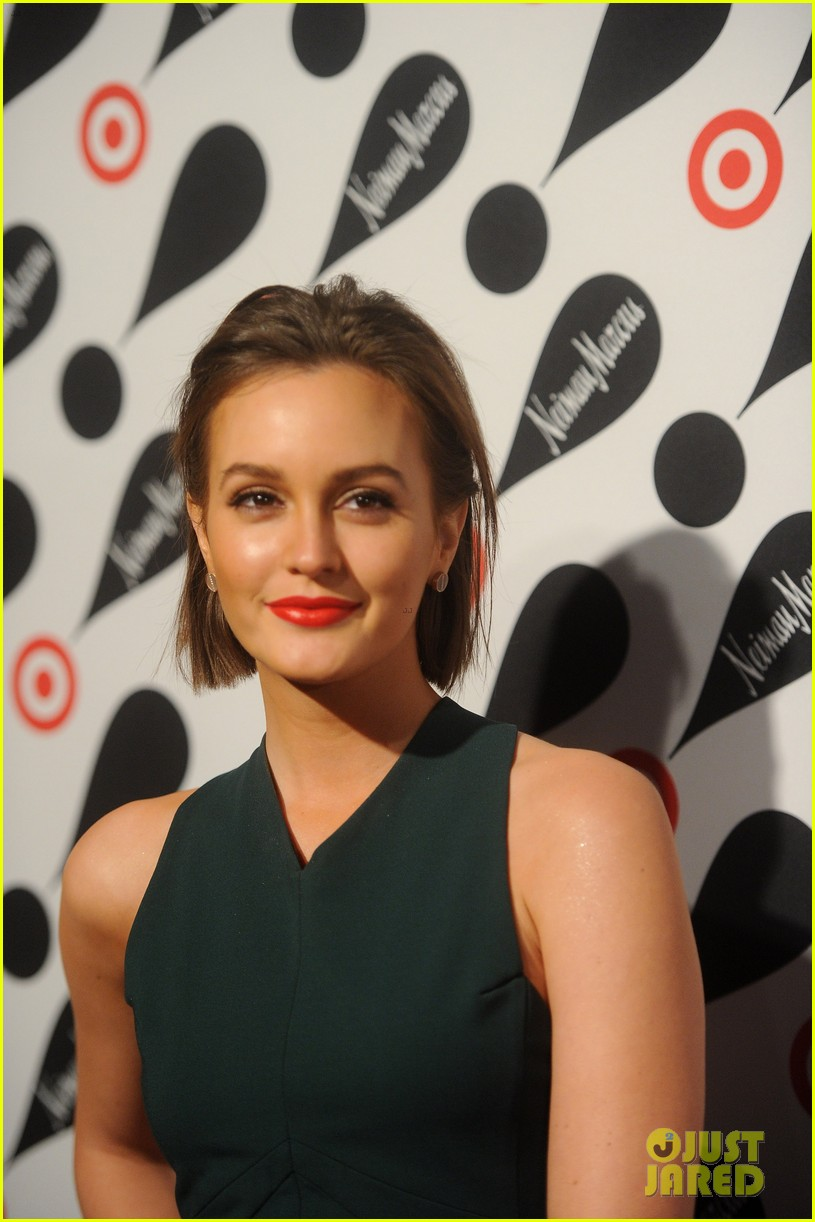 leighton meester target event 15