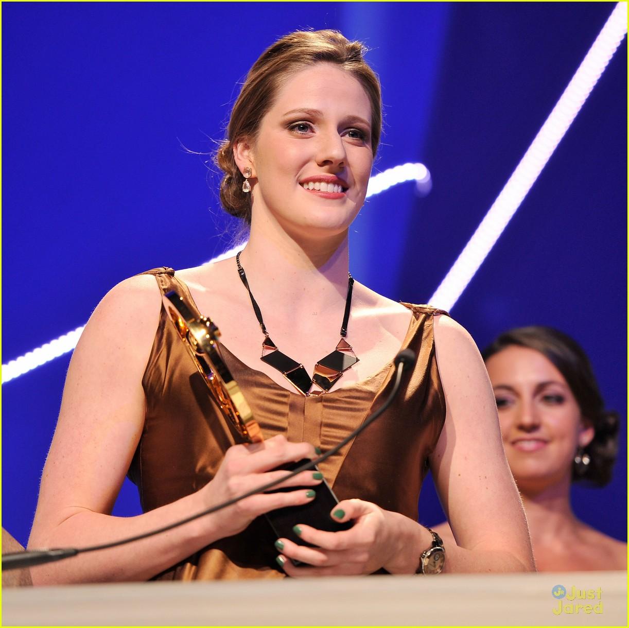 missy franklin golden google awards 03