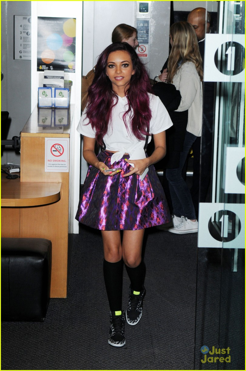 little mix bbc studios 05