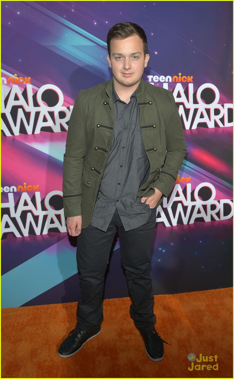 nathan kress halo awards 09