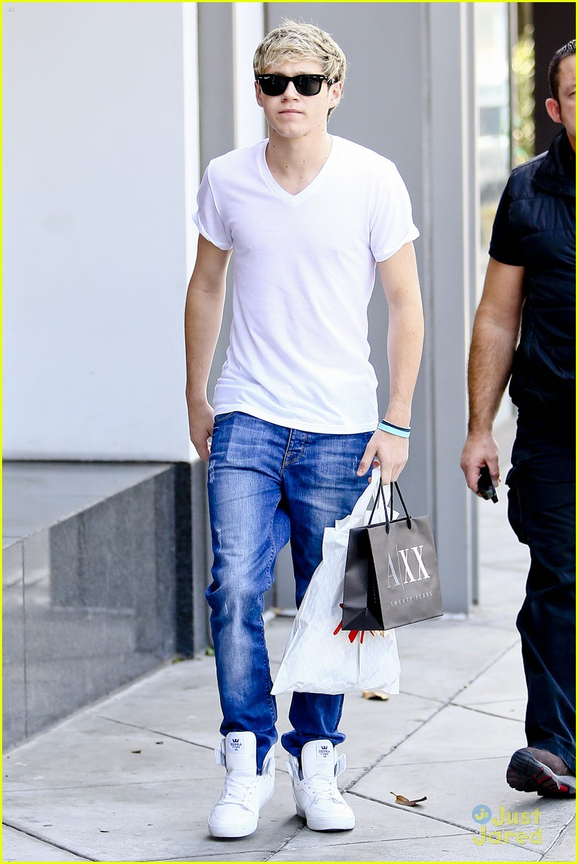 niall horan hm shopper 11