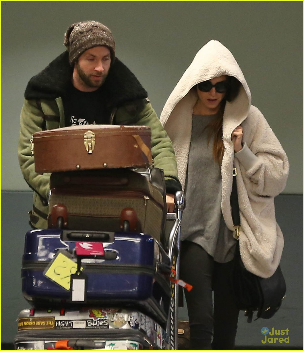 nikki reed paul mcdonald lax 12