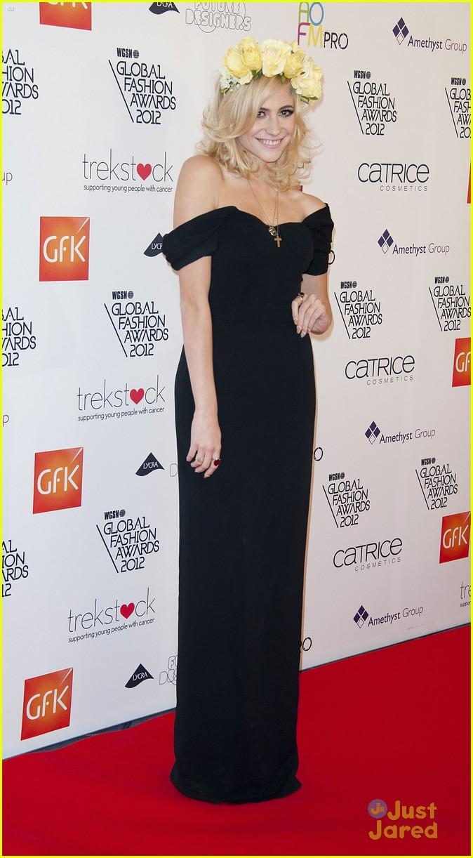 pixie lott global fashion awards 09