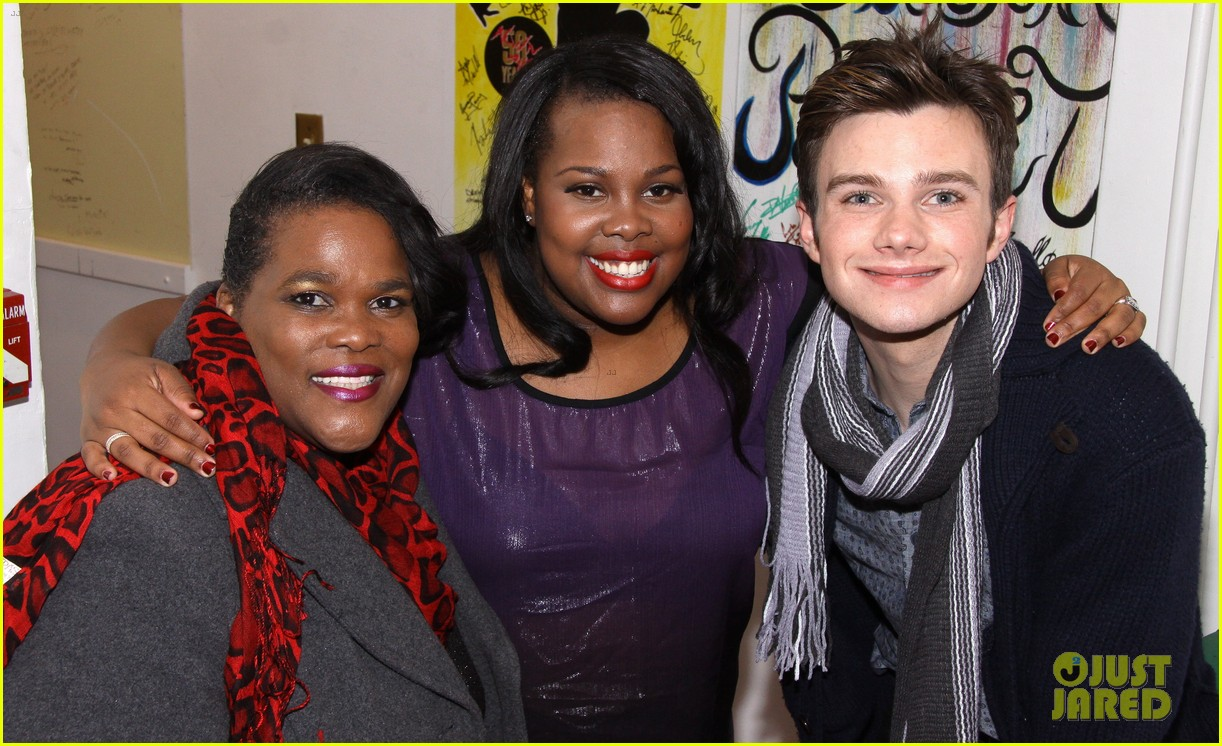 amber riley cotton club parade star 10