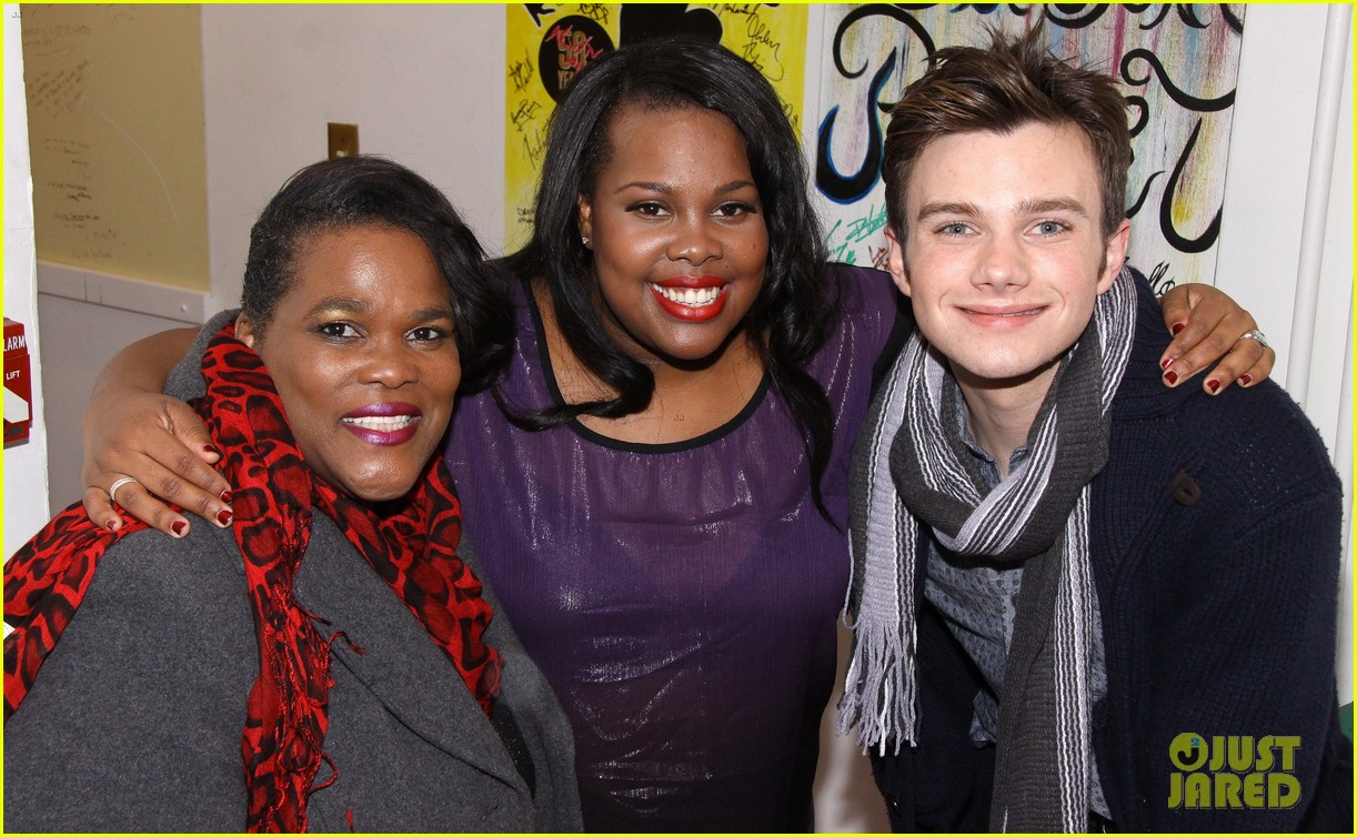 amber riley cotton club parade star 11