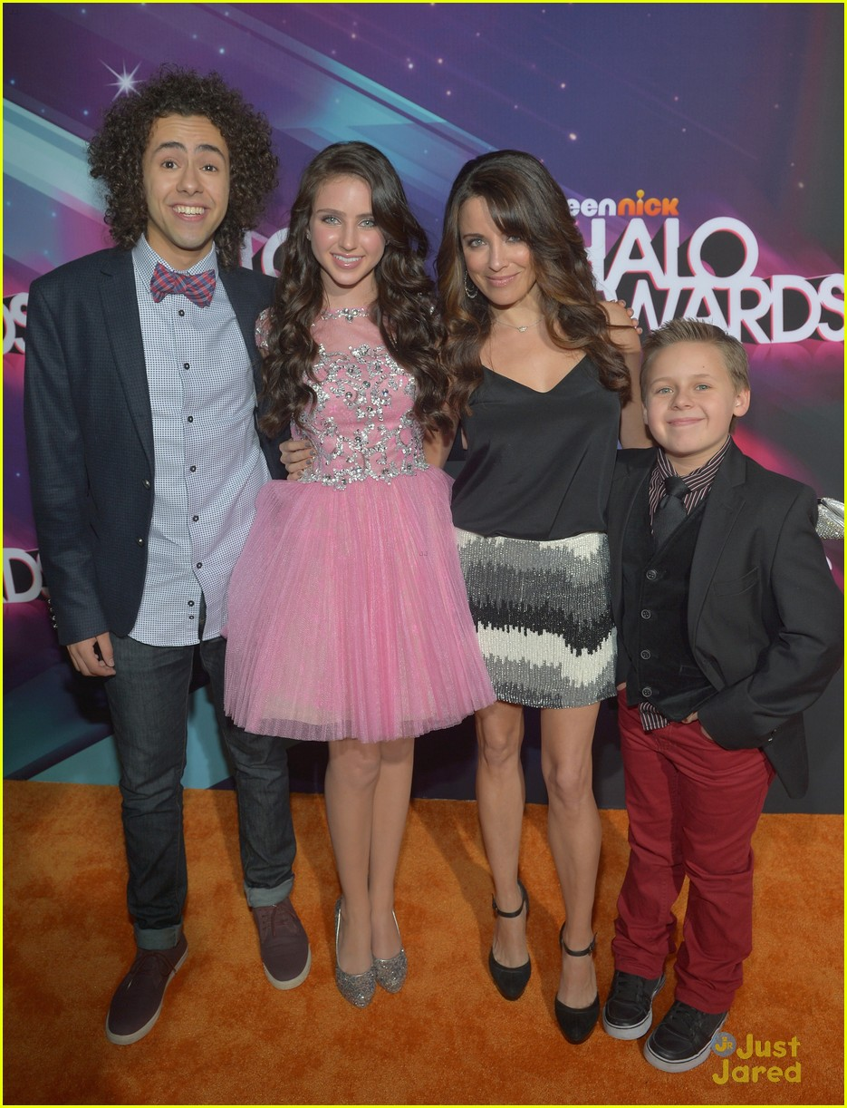 jackson brundage ryan newman halo awards 12
