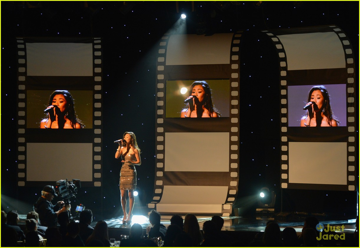 jessica sanchez britania awards 03