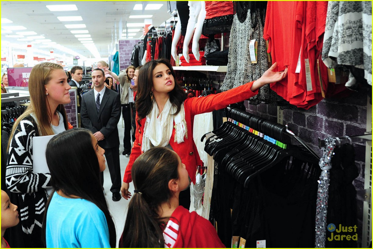selena gomez kmart white plains 10