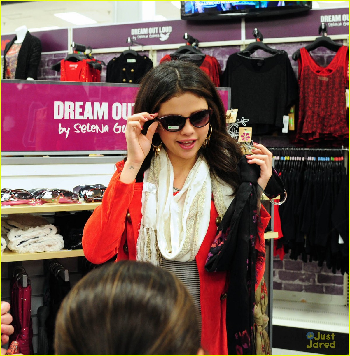 selena gomez kmart white plains 13