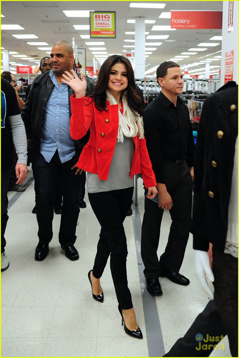 selena gomez kmart white plains 16